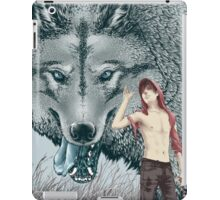 : RED : iPad Case/Skin