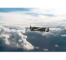 Hawker Typhoons Photographic Print