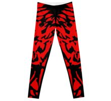Carnage print leggings Leggings