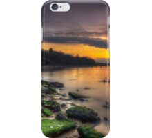 Players Beach Sunset iPhone Case/Skin