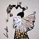 Circus Geisha by Cordell Cordaro