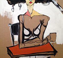 Damsel by Cordell Cordaro