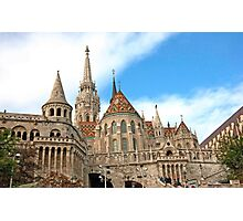Cathedral Architecture Photographic Print