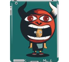 Suspicious Minds iPad Case/Skin