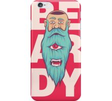 Beardy iPhone Case/Skin