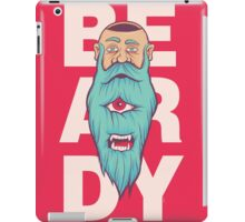 Beardy iPad Case/Skin
