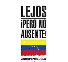 SOS Venezuela by Domingo Widen