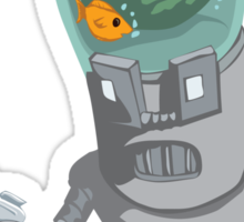 The Other Robot Sticker