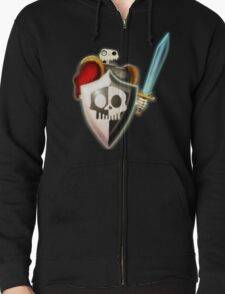 Sir Fortesque (MediEvil) Zipped Hoodie