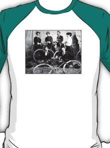 Bike Cycling Members Of The Chinook Bicycle Club T-Shirt