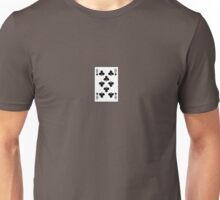 8 of Clubs Unisex T-Shirt