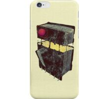 Book_rock paper scissor series iPhone Case/Skin