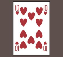 10 of hearts by Rjcham