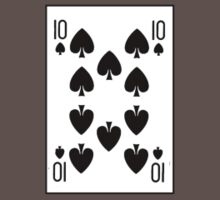 10 of spades by Rjcham