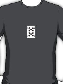 10 of spades T-Shirt