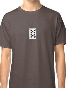 10 of spades Classic T-Shirt
