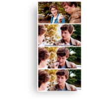 Metaphor scene from The Fault In Our Stars Canvas Print