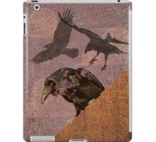 Crow invasion 2 iPad Case/Skin