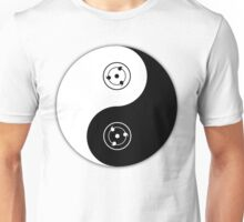sharingan yin and yang Unisex T-Shirt