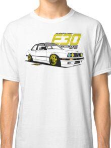 E30 - Beauty and a Beast Classic T-Shirt