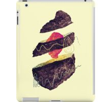 Rock_rock,paper, scissors series. iPad Case/Skin