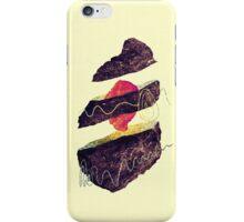 Rock_rock,paper, scissors series. iPhone Case/Skin