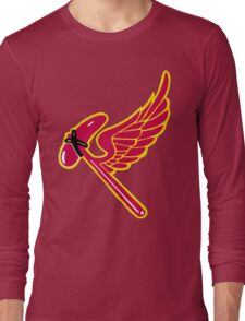 38th Fighter Squadron Insignia Long Sleeve T-Shirt