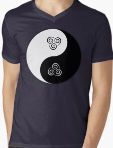 Air  Mens V-Neck T-Shirt