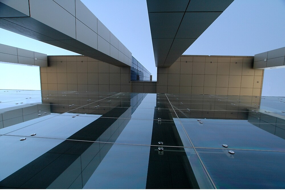 Building Reflections, Parramatta, NSW, Australia 2009 by muz2142