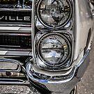 1963 Pontiac Bonneville by Chris L Smith