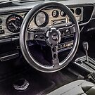 1980 Pontiac Firefird TransAm Interior by Chris L Smith