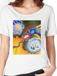 Dragons Rock Women's Relaxed Fit T-Shirt