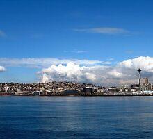 Seattle by Stephanie Dodson