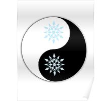 Weiss yin and yang the other yang  Poster