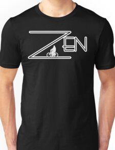Bike Cycling Bicycle ZEN Unisex T-Shirt