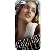 Bello Aereo iPhone Case/Skin