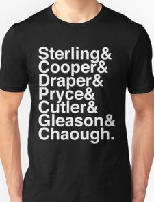 Sterling Cooper & Partners T-Shirt