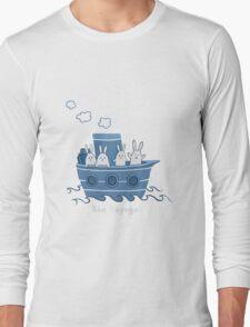 Bon Voyage! Long Sleeve T-Shirt