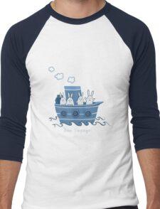 Bon Voyage! Men's Baseball ¾ T-Shirt