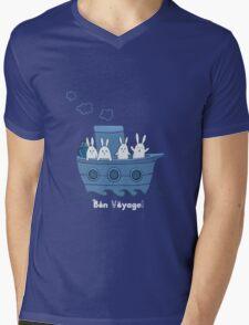 Bon Voyage! Mens V-Neck T-Shirt