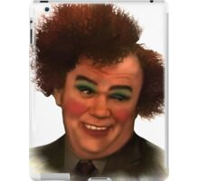 Steve brule (plain) iPad Case/Skin