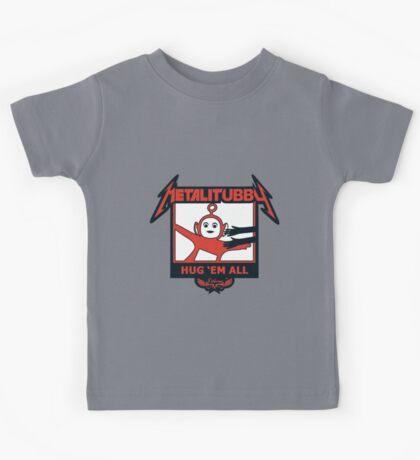 Melalitubby: Hug Em' All Kids Tee