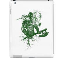 Garruk Wildspeaker iPad Case/Skin
