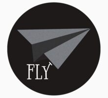 Fly - Sticker by AllyFlorida