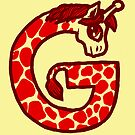 G is for Giraffe by Jonah Block