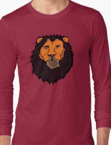 Golden Lion Long Sleeve T-Shirt