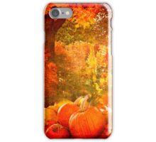 Autumn Collage iPhone Case/Skin