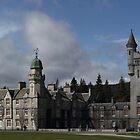 Balmoral Castle by Maria Gaellman