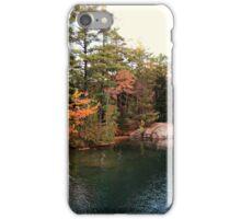 Lake George 4 iPhone Case/Skin