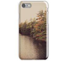 Lake George 3 iPhone Case/Skin
